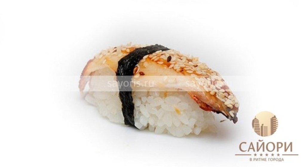 Суши: Унаги суши в Сайори