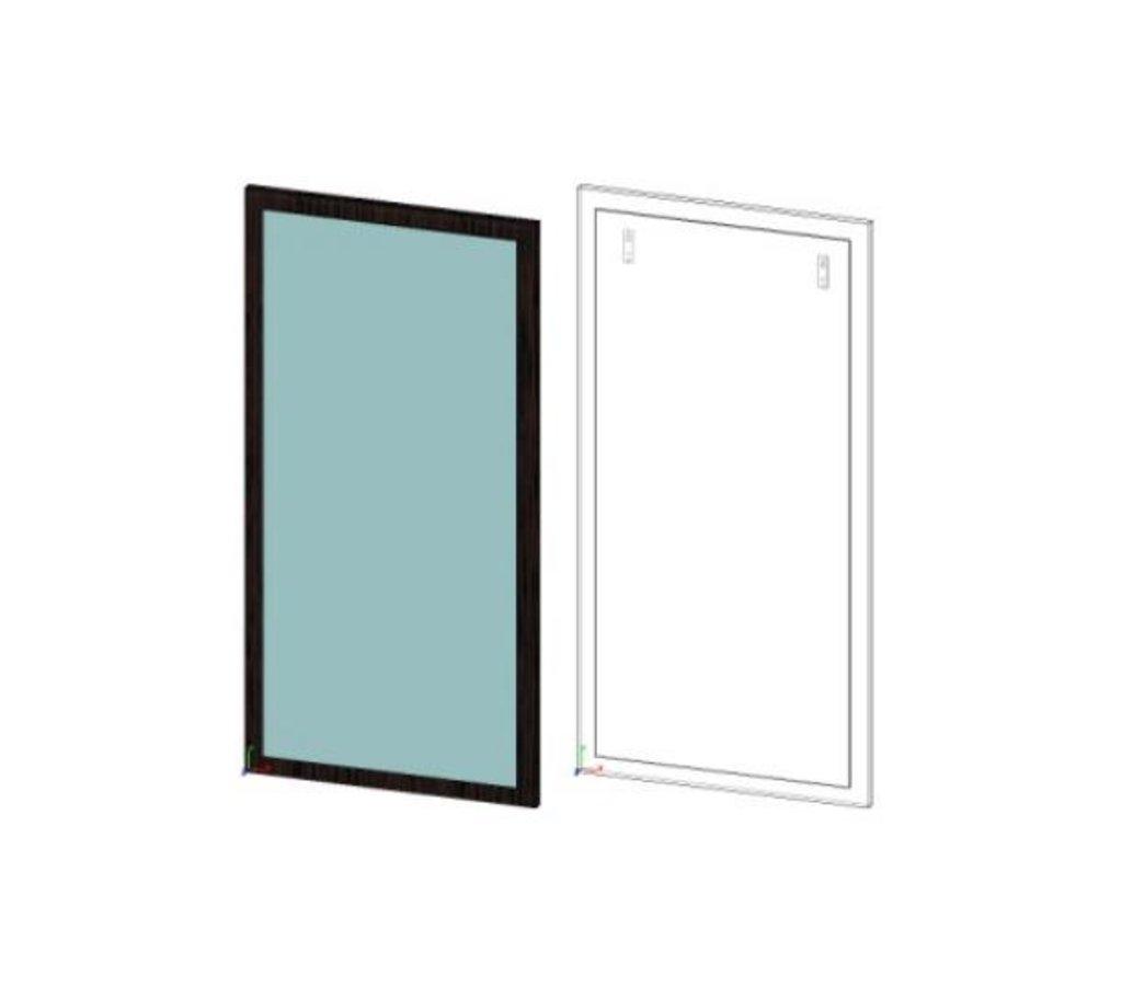 Мебель для прихожей Юнона-2: Зеркало навесное ЗН-06 (Юнона-2) в Диван Плюс