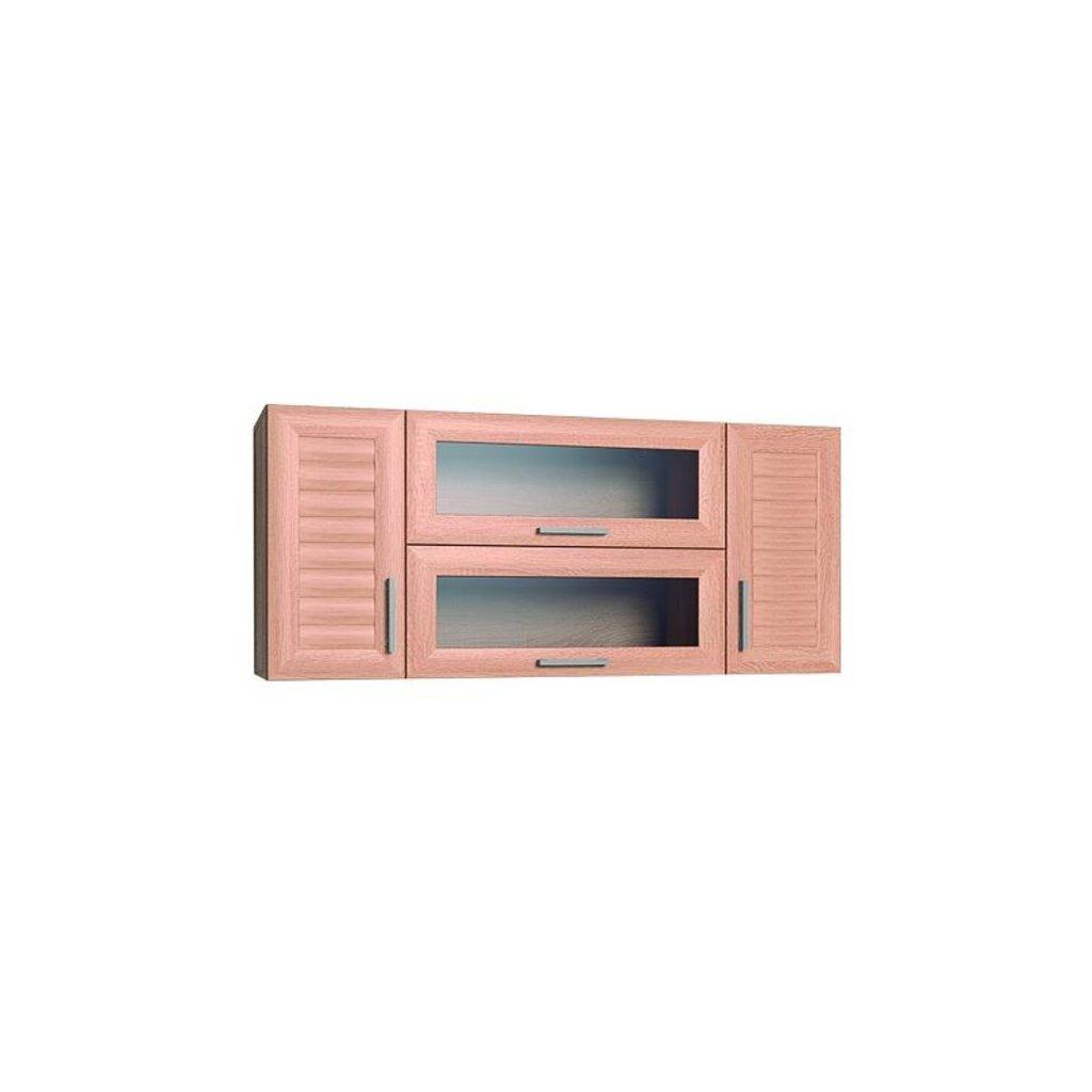 Шкафы, общие: Шкаф навесной Регата 4 в Стильная мебель