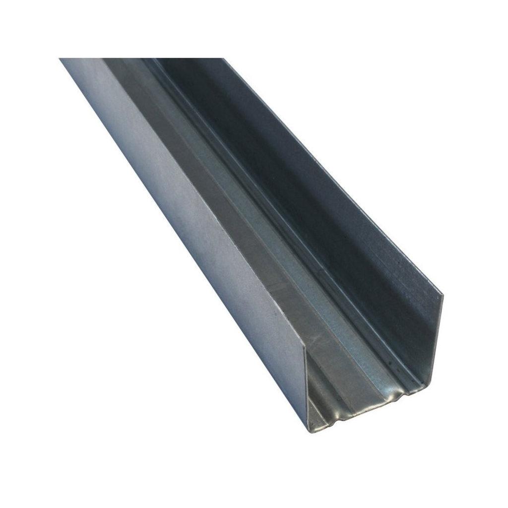 Профиль для ГКЛ: Профиль ПН-28/27/3000-0,5 Стандарт в АНЧАР,  строительные материалы