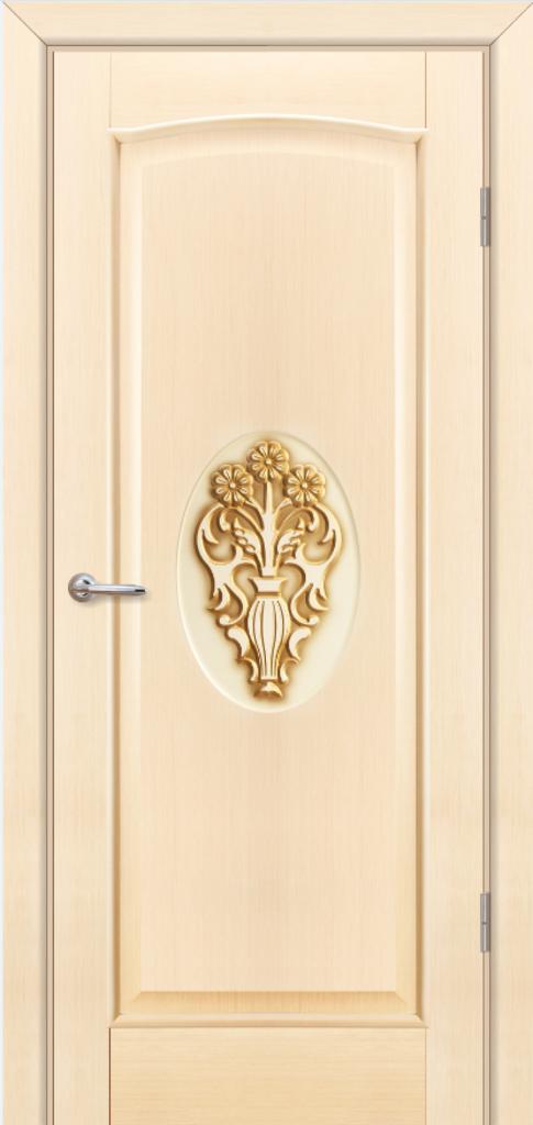 Двери шпонированые: Каталония ДГ в Двери в Тюмени, межкомнатные двери, входные двери