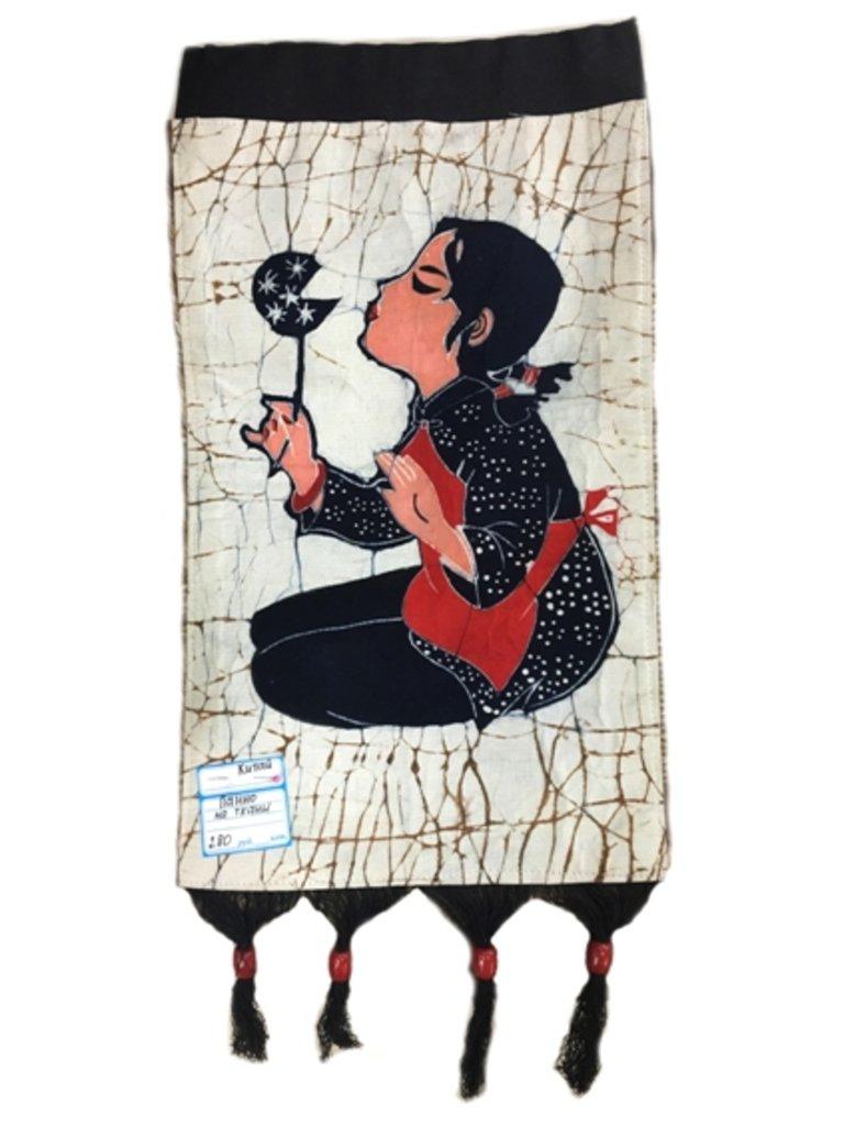 """Предметы интерьера: Панно """"Девочка"""" в Шамбала, индийская лавка"""