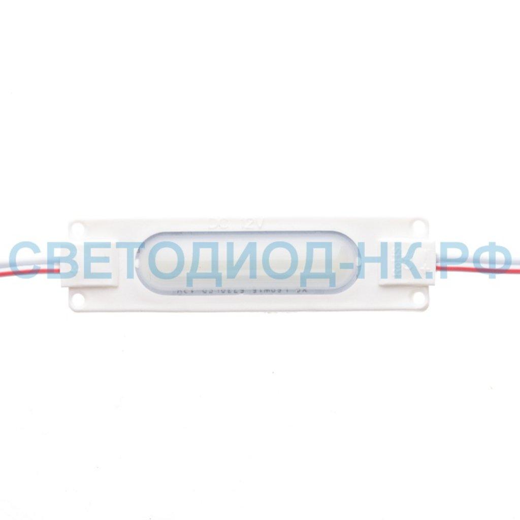 Светодиодные пиксели, модули: Светодиодный модуль BVD SMD-5730-6L-LENS-NW в СВЕТОВОД