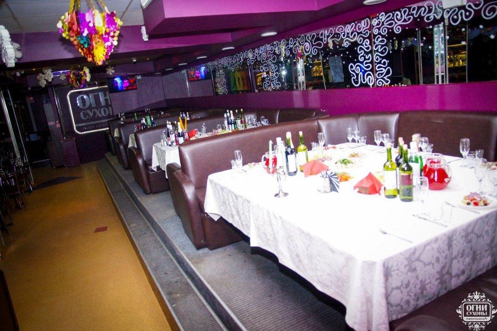 Ресторан: Услуги ресторана в Огни Сухоны, развлекательный центр