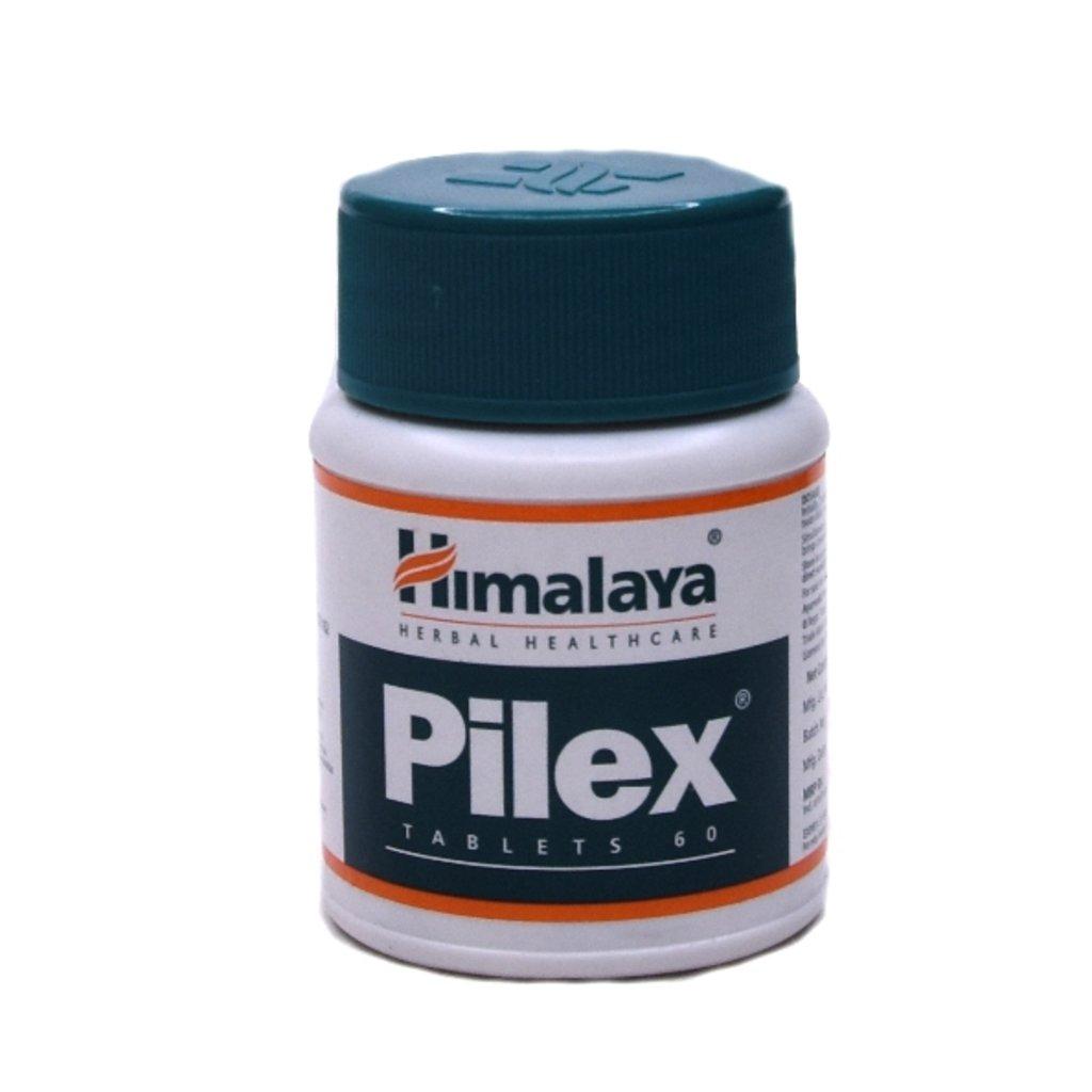 БАДы: Pilex (Himalaya) - 60 tab в Шамбала, индийская лавка