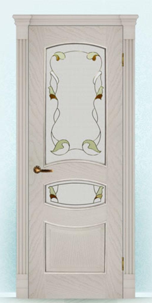 Двери на заказ: Дверь багетная «Топаз II» в ДВЕРИ со склада