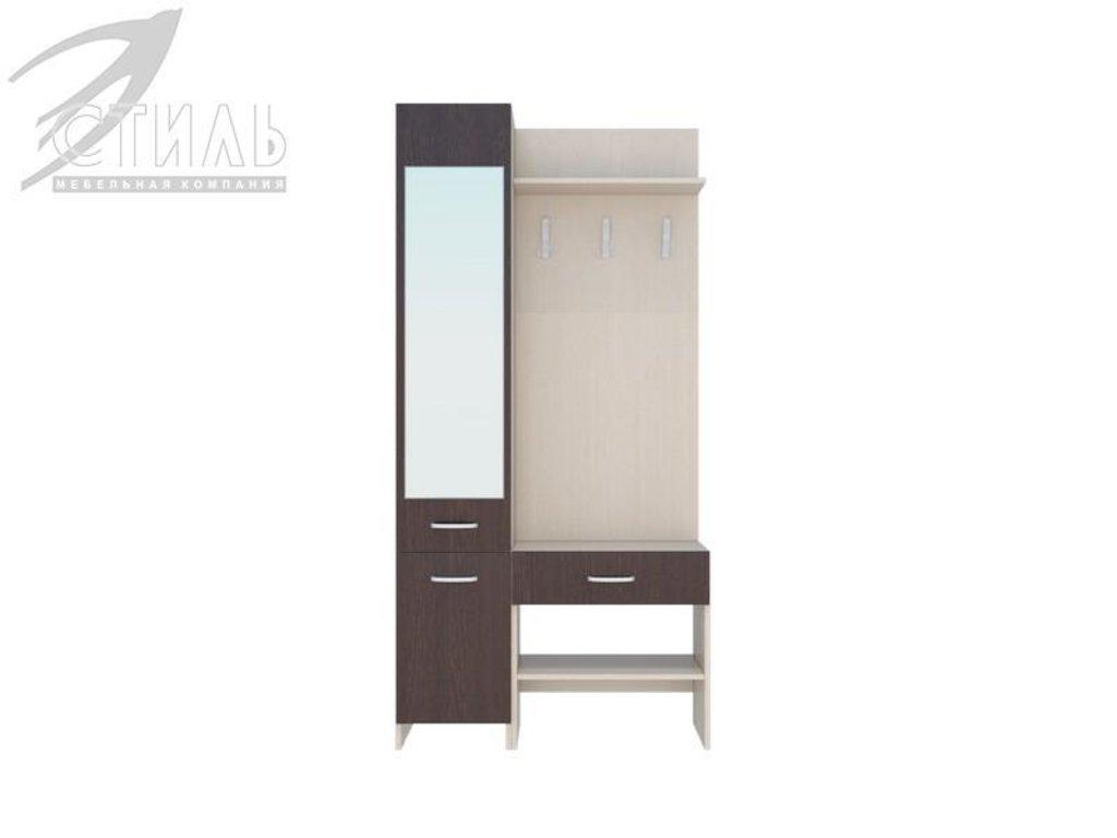 Прихожие: Мебель для прихожей Домино - 2(У) в Диван Плюс