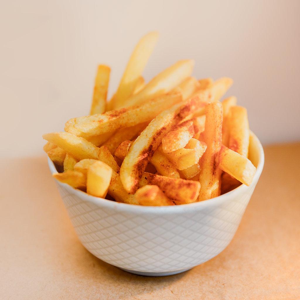 СНЕППИ: Картофель фри в Leggo burger
