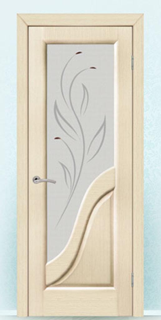 Двери на заказ: Дверь погонажная «Иридий» в ДВЕРИ со склада