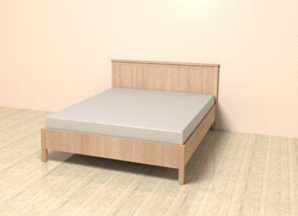 Кровати: Кровать (1600) Дерево Sherlock 42 в Стильная мебель