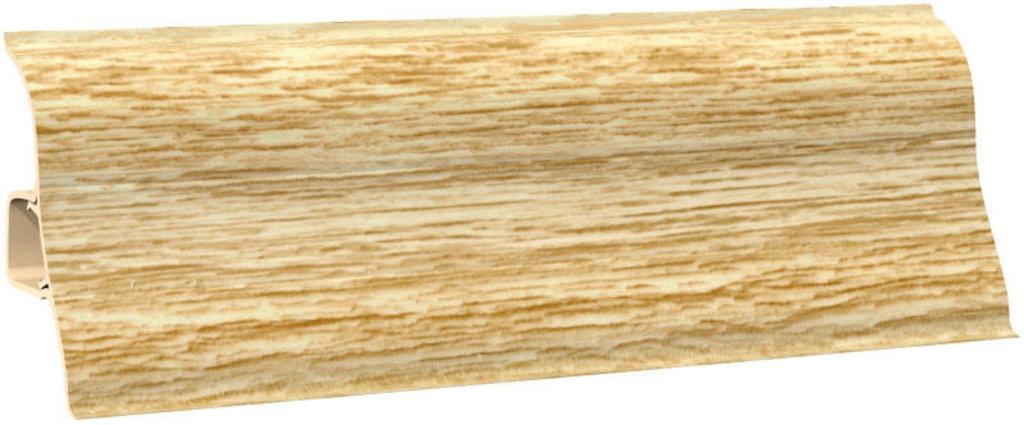 Плинтуса напольные: Плинтус напольный Ecoline 176 дуб карамель в Мир Потолков