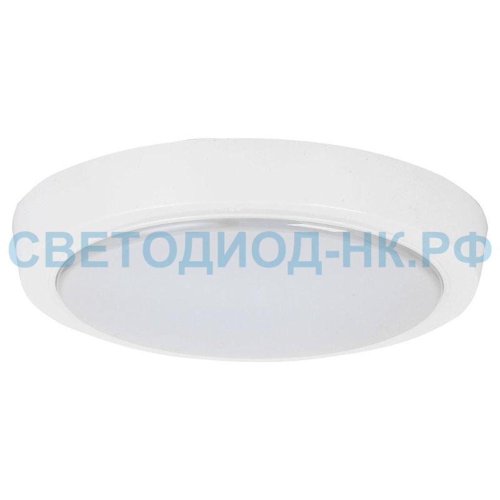 Накладные светильники: Светильник СПБ-2 14Вт 230В 4000К 1100лм 250мм белый IP40 LLT в СВЕТОВОД