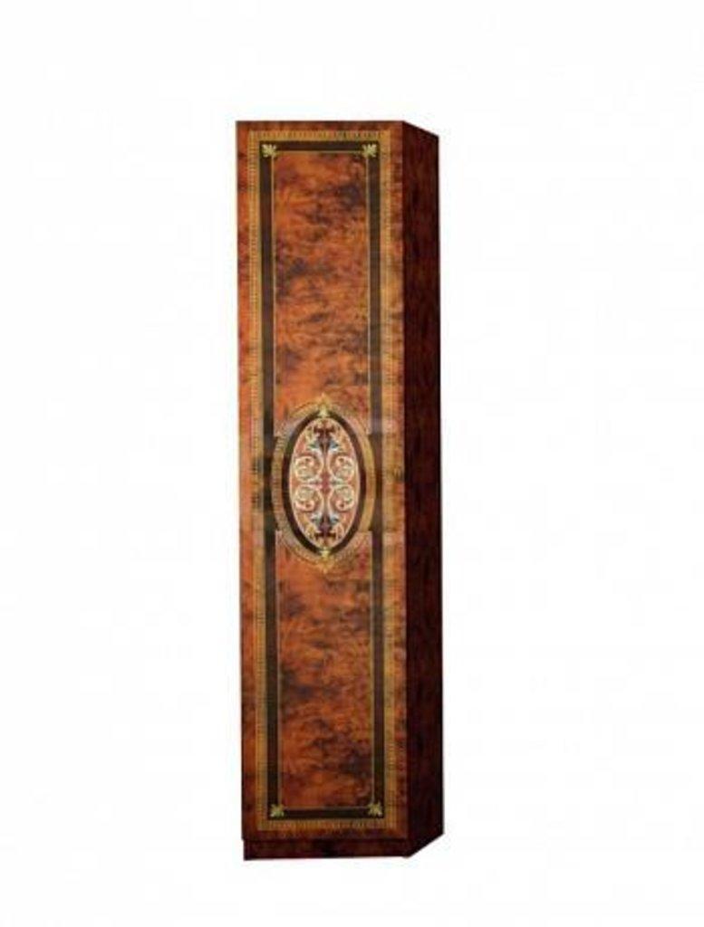 Шкафы для спальни: Шкаф скошенный левый Лара в Стильная мебель