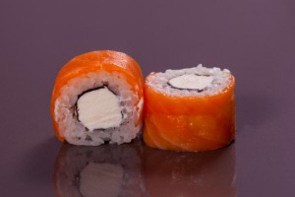 Роллы: Фила топ в Sushin