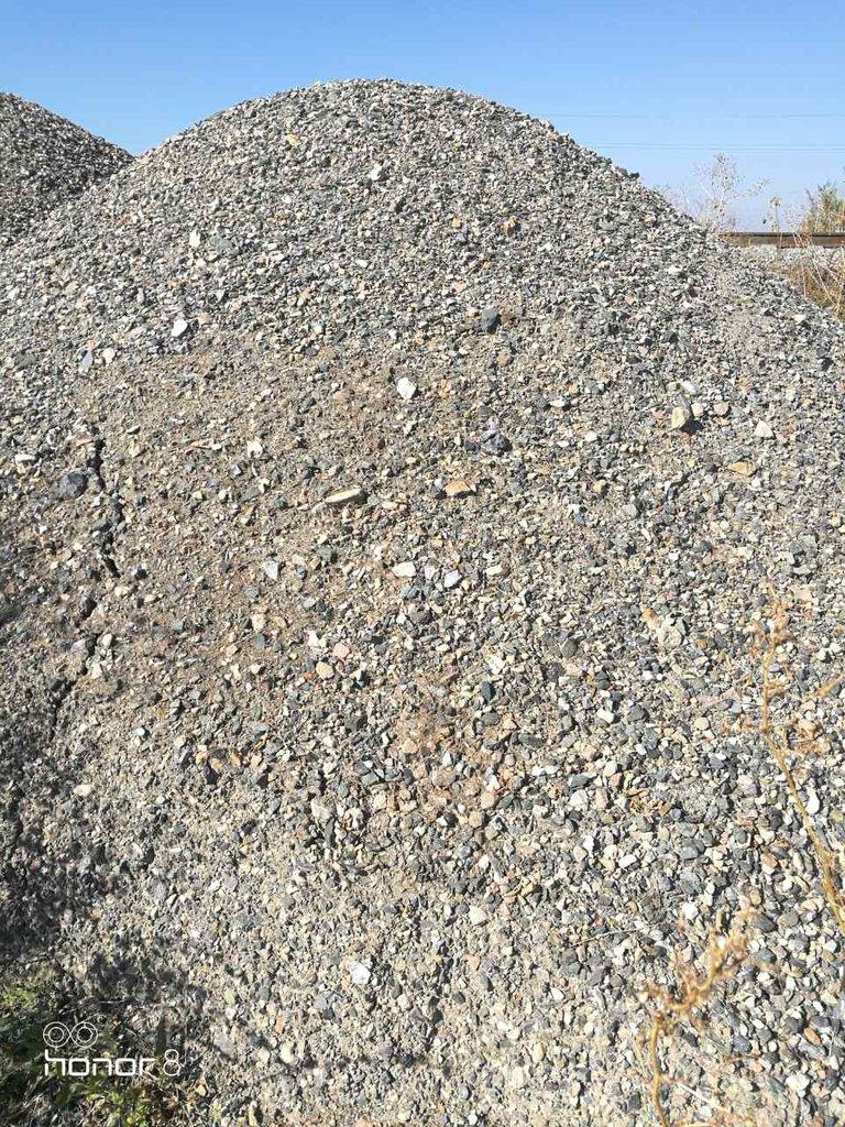 Галька, щебень: Щебень известняковый, доломитовый, гранитный с доставкой в Самаре и области. в Аэроплан, ООО