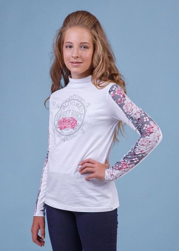 Одежда для девочек: Джемпер для девочки 76-8016-1 в Детский универмаг