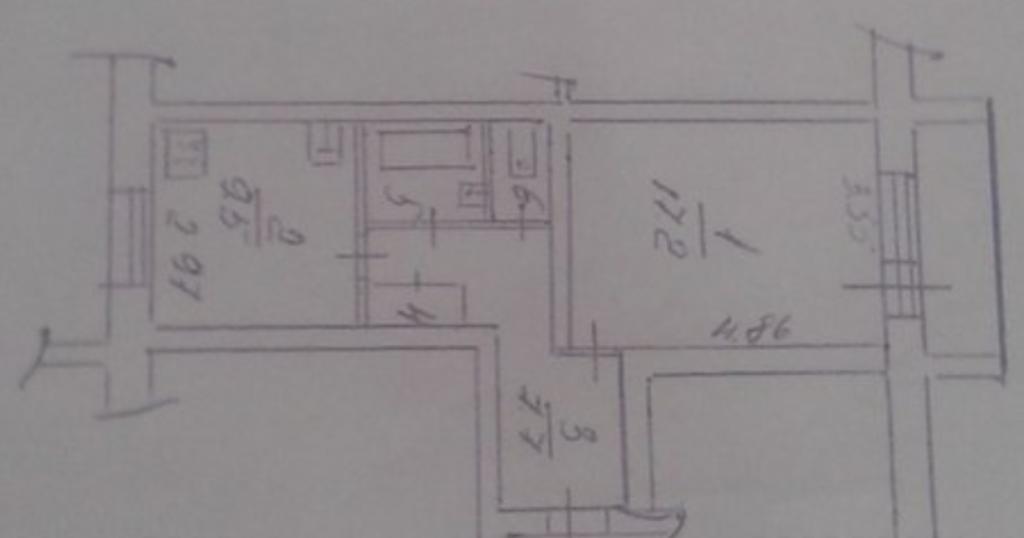 Однокомнатные квартиры: Однокомнатная квартира ул. Разина, д. 58 в Риэлти-Сервис, агентство недвижимости