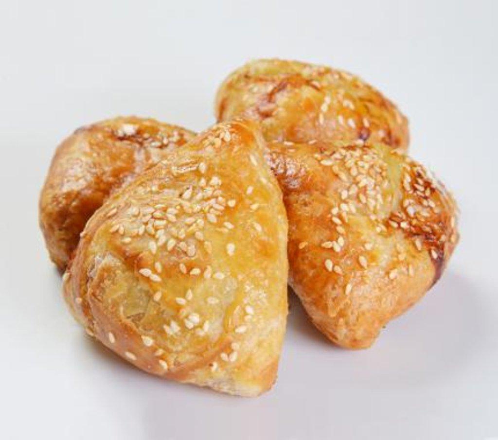 Восточные блюда: Самса-мини куриная 4шт в Царевы Пироги
