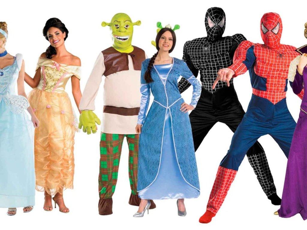 Товары для праздника: Аренда костюмов в Небо в Алмазах, Воздушные шары, Пиротехника, Фейерверк