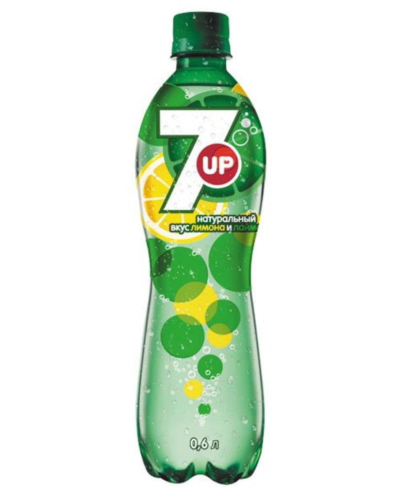Напитки: 7UP, 0.6л в Сайори