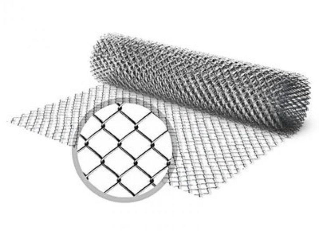 Арматура, металлопрокат: Сетка рабица 30х30*1,8 (1х15м) в 100 пудов