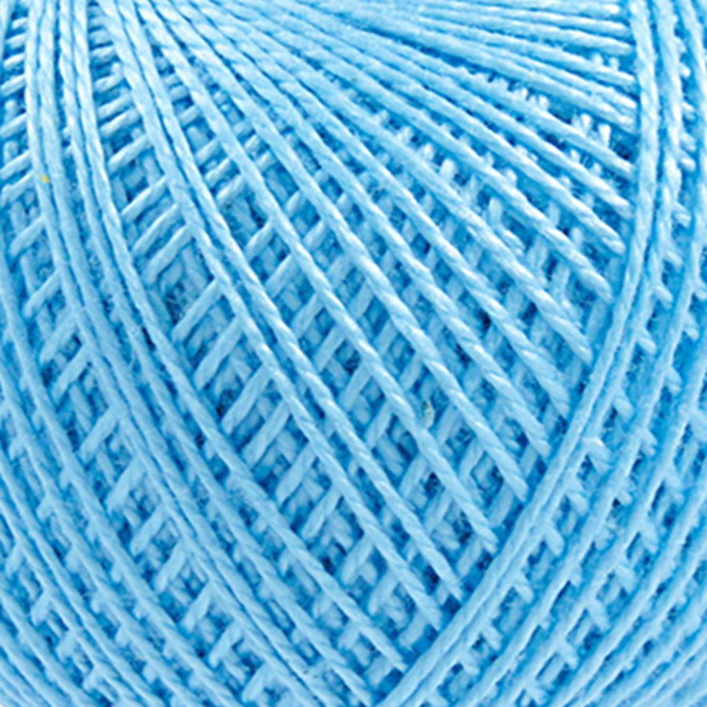 Ирис 25гр.: Нитки Ирис 25гр.150м.(100%хлопок)цвет 2706 голубой в Редиант-НК