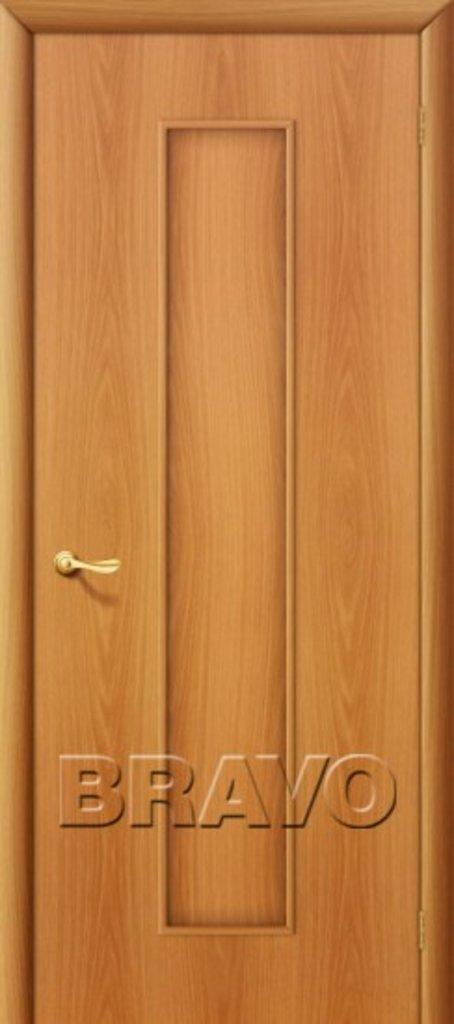 Двери ламинированные BRAVO: 20Г Л-12 (МиланОрех) в STEKLOMASTER
