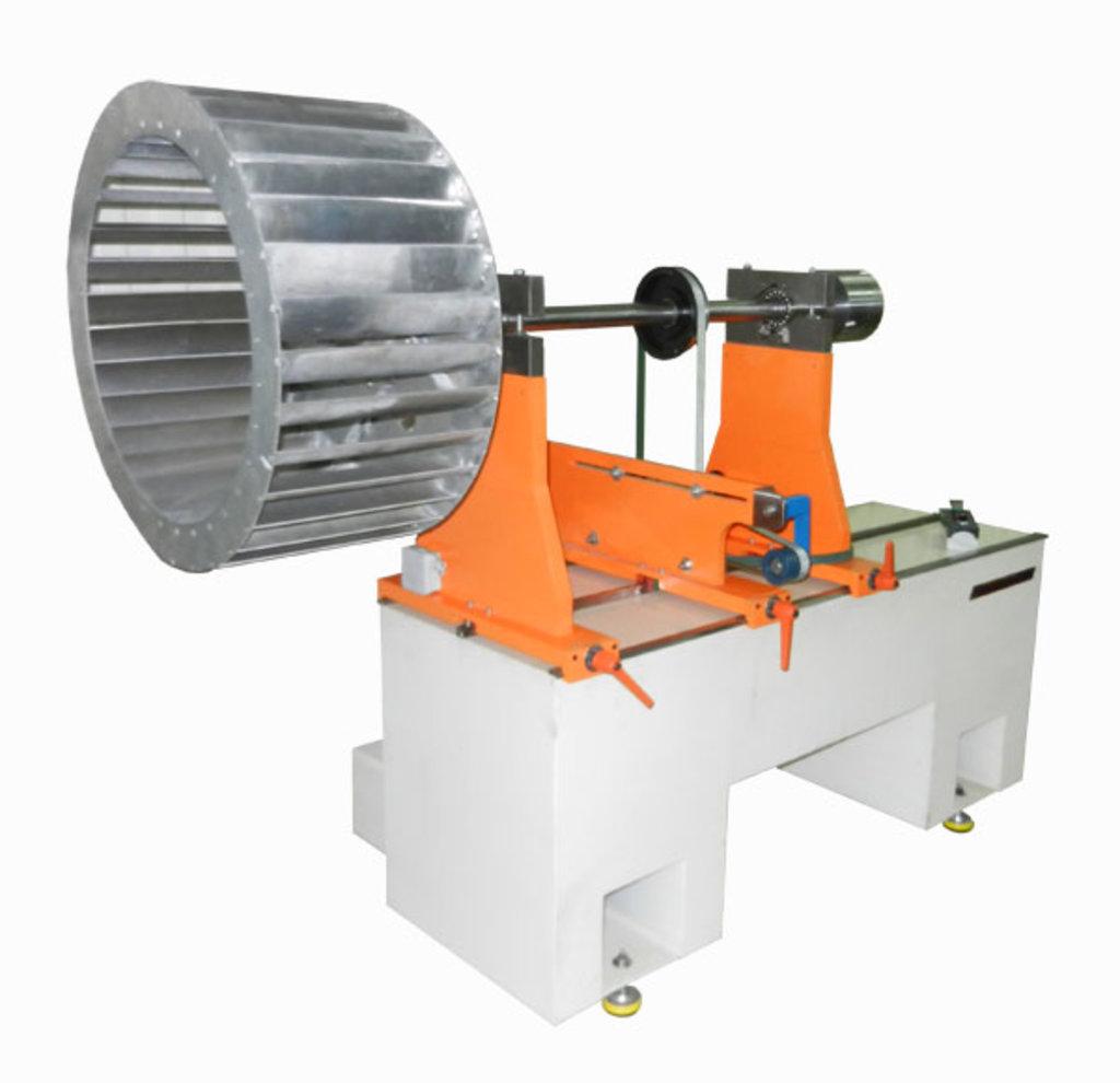 Ремонт электрооборудования: Балансировка вентилятора в Электрореммаш, ООО