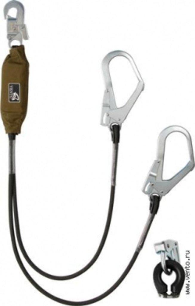 Специализированные стропы: Строп огнеупорный двойной с амортизатором «aК22» в Турин