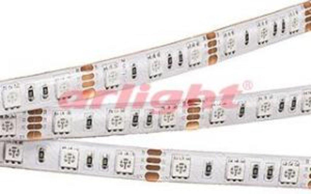 Герметичная лента: Лента герметичная Arlight LUX RTW 2-5000SE 12V RGB 2X (5060, 300 LED, LUX) в СВЕТОВОД