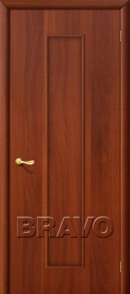 Двери ламинированные BRAVO: 20Г Л-11 (ИталОрех) в STEKLOMASTER