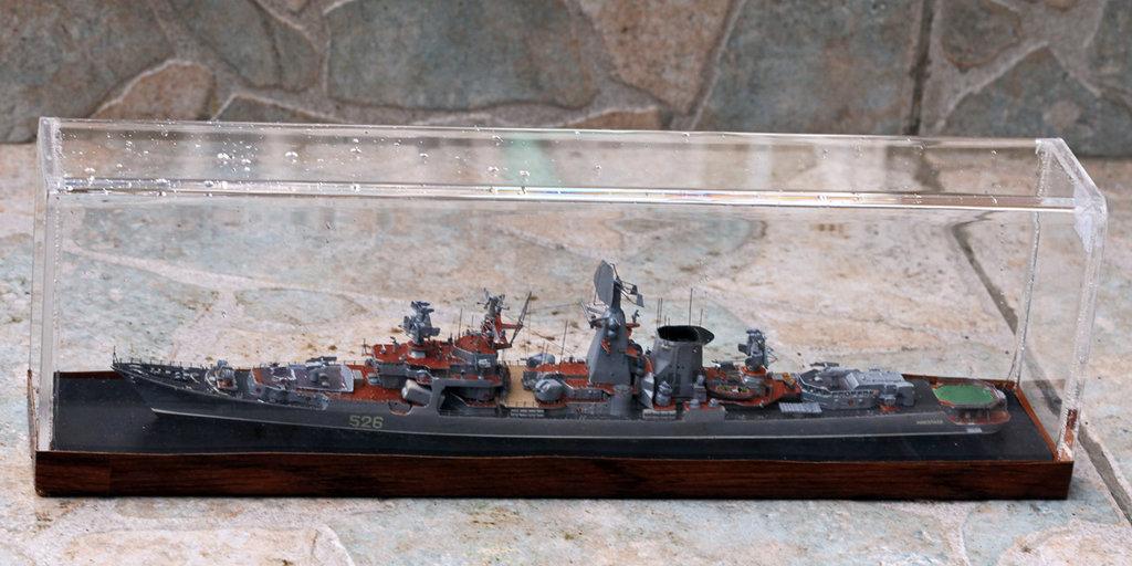 """Модели кораблей: Большой противолодочный корабль проекта 1134Б """"Николаев"""" в Модели кораблей"""