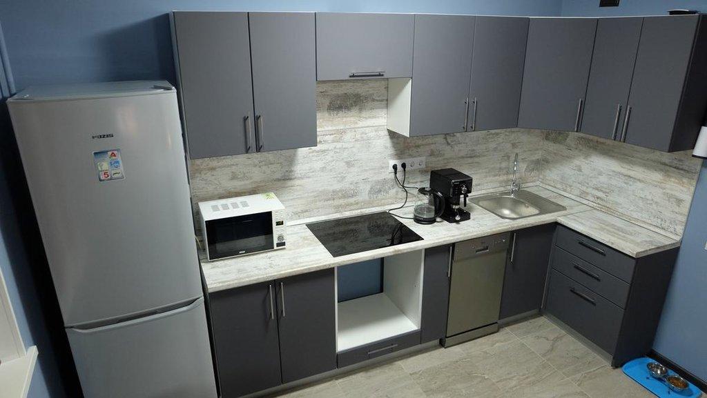 Кухни: Кухня 33 в Квадра Мебель