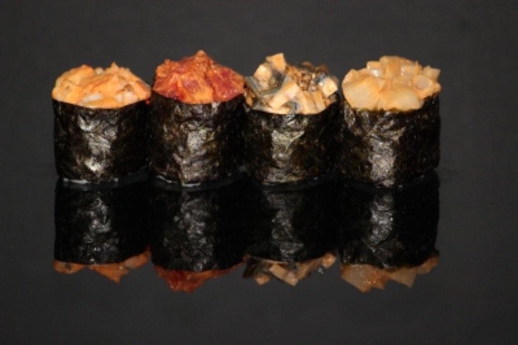 Суши: Гункан в Rise-of-Rice