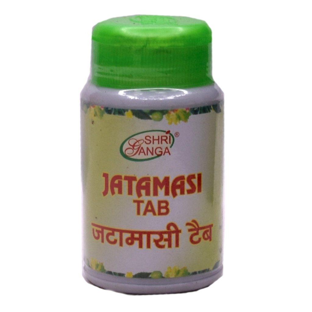 БАДы: Jatamasi tab - 60 tab в Шамбала, индийская лавка