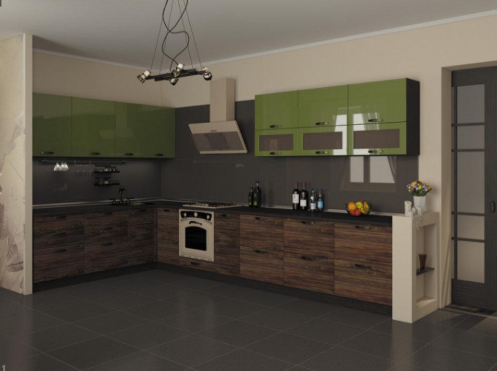 Кухни: модульная кухня Равенна в Уютный дом
