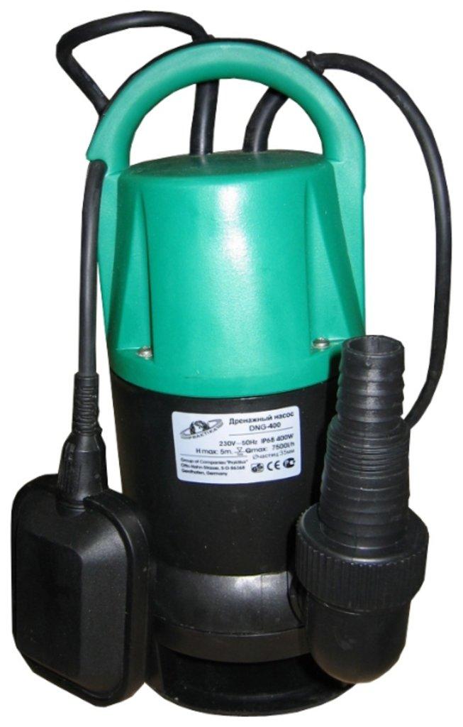 Дренажные насосы: ПРАКТИКА Насос  DNG-400 дренажный для грязной воды в Мир инструмента