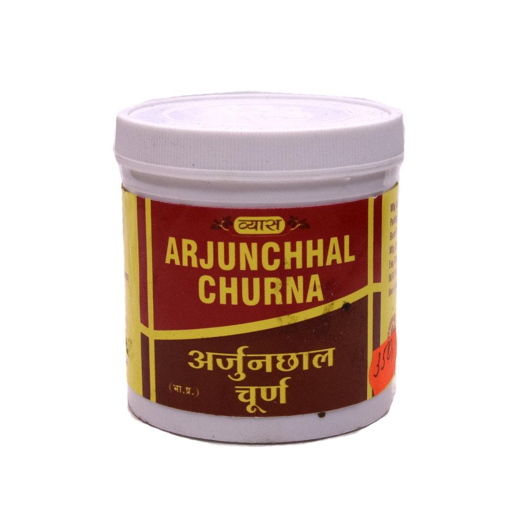 БАДы: Arjunchhal Churna - 100g в Шамбала, индийская лавка