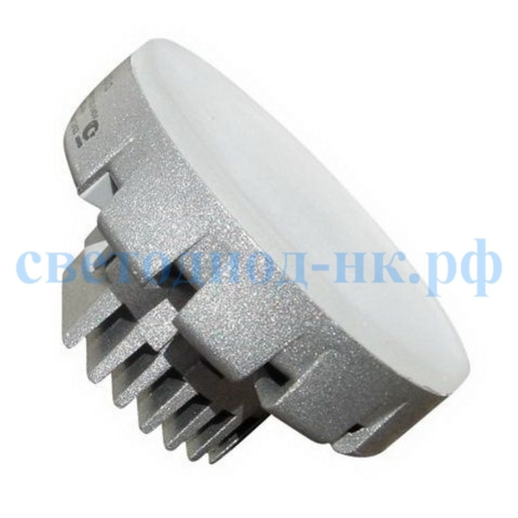 Цоколь GX53, GX70: Ecola GX53   LED Premium 14,5W Tablet 220V 2800K (большой алюм. радиатор) 75x41  [T5LW14ELC] в СВЕТОВОД