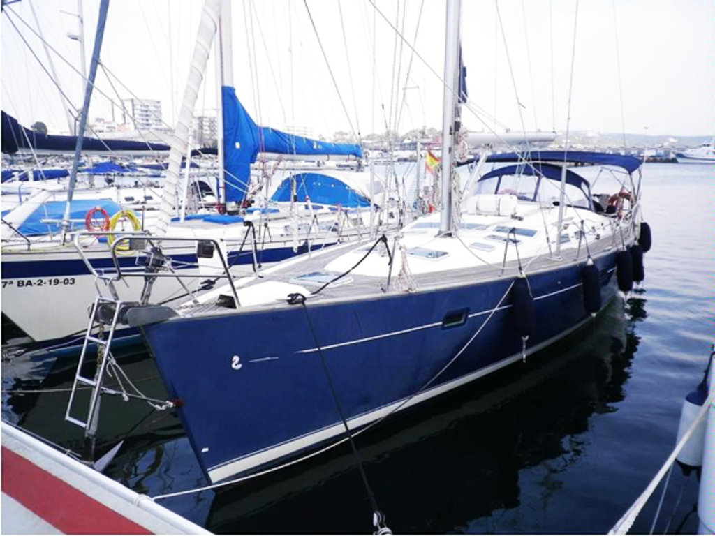 Beneteau Oceanis 473 в Yachtingtour
