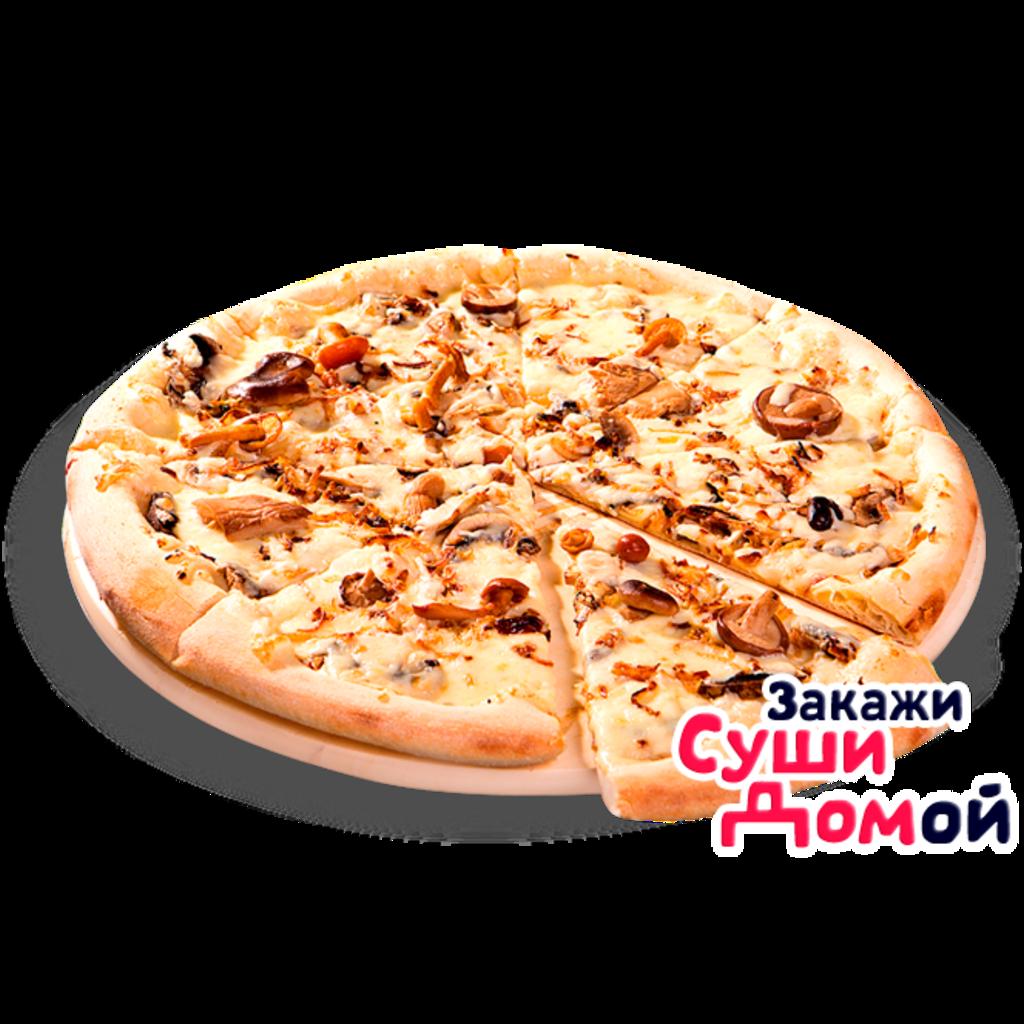 Пиццетта: Пиццетта Грибная в ВОЗЬМИ суши домОЙ