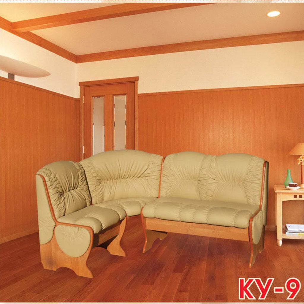 Кухонные уголки: Кухонный уголок КУ-9 в Уютный дом