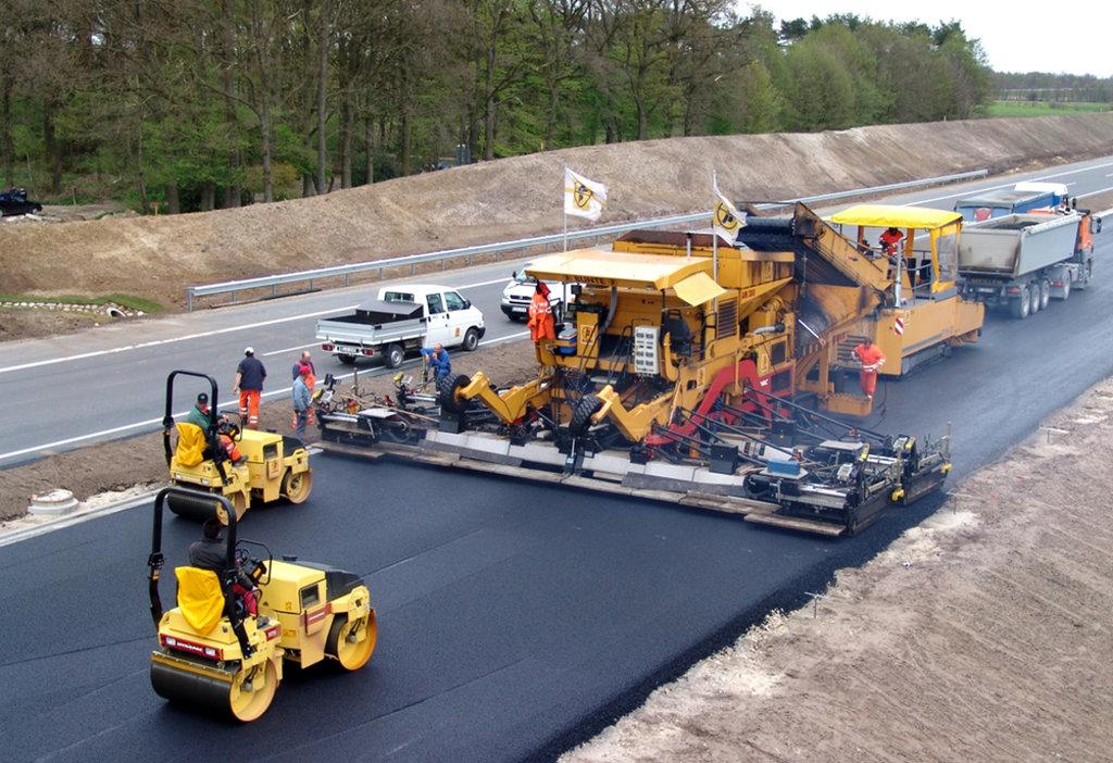 Строительство и ремонт дорог: Строительство дорог в Магистраль, ООО