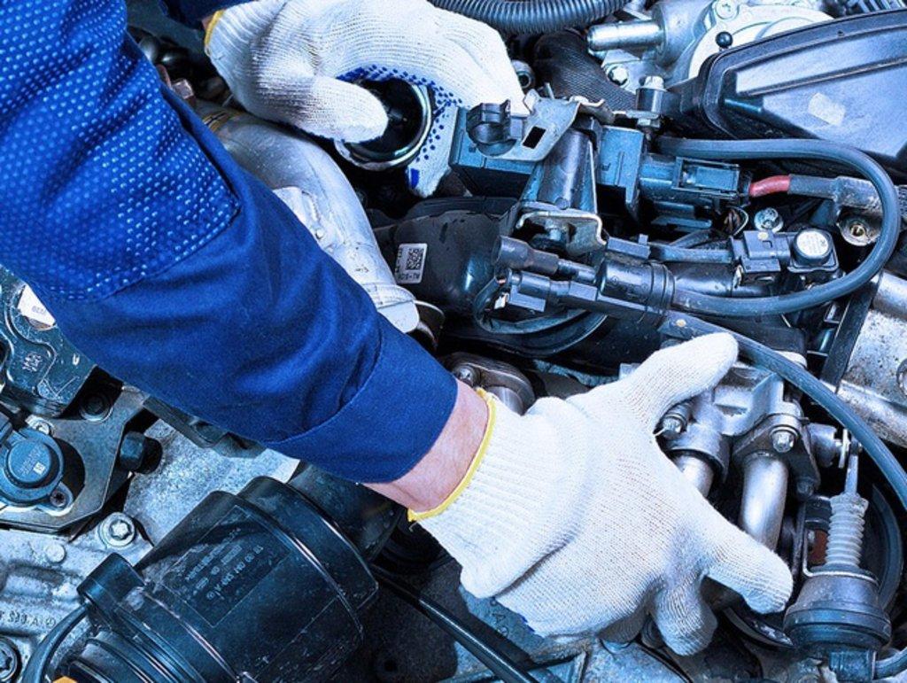Ремонт автомобиля: Ремонт бензиновых двигателей в АВТО-СТАНДАРТ, ОАО