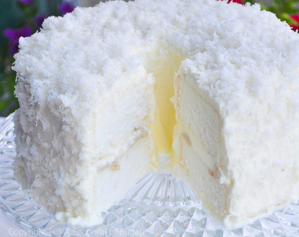 """Торты на заказ: Торт """"Рафаэлло""""900г в Смак-нк.рф"""