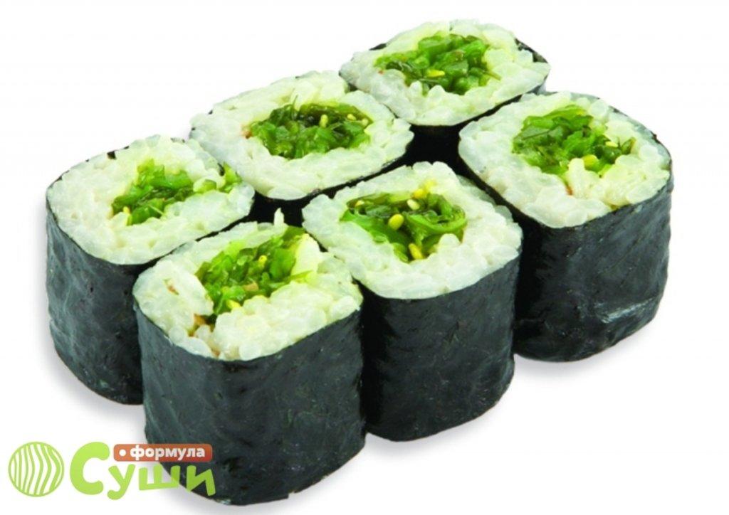 Мини-роллы: ЧУККА в Формула суши