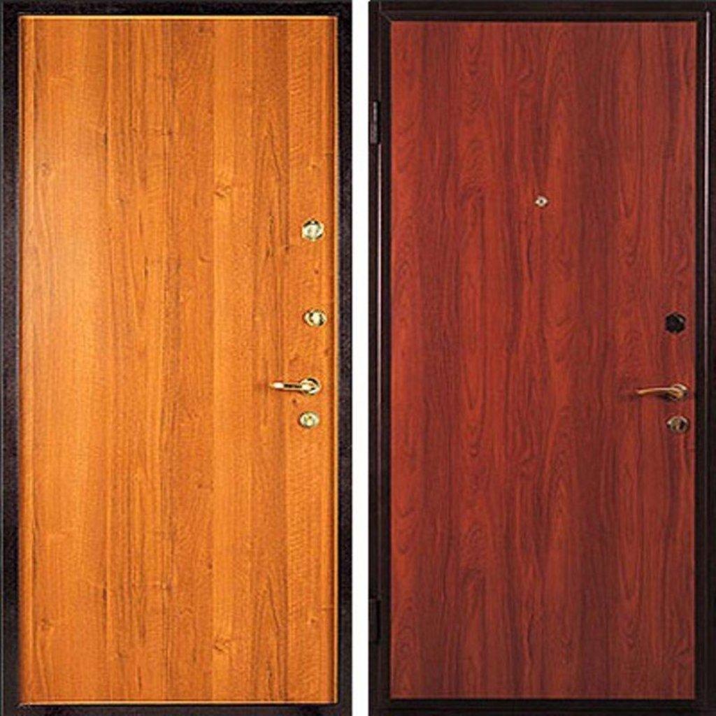 Стальные двери: Металлическая дверь Стандарт 1 в Мир дверей