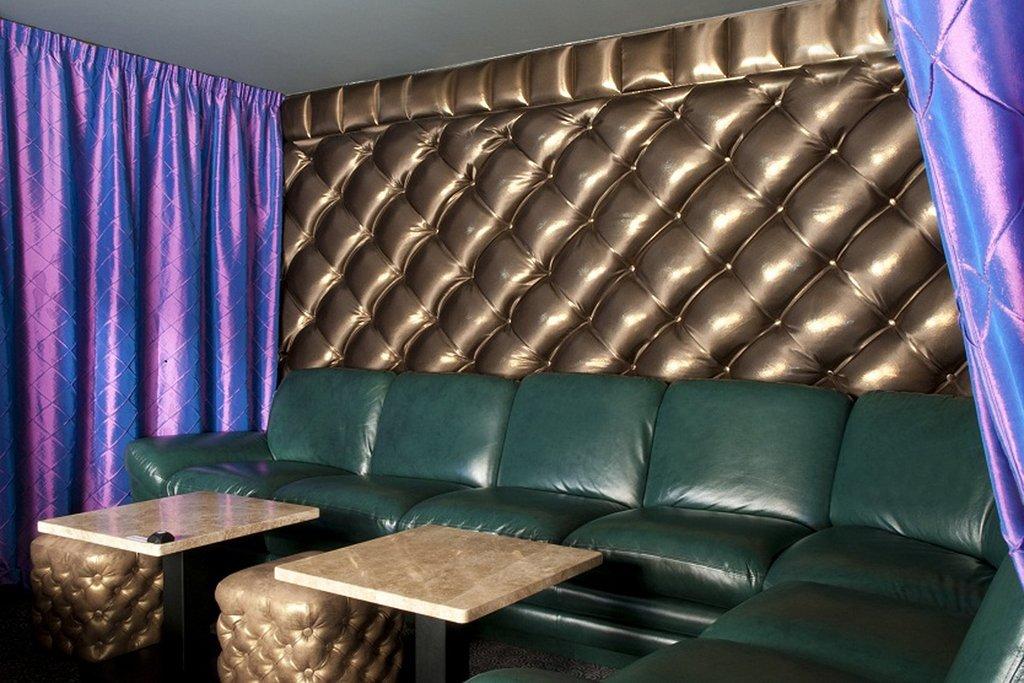 Мебель для баров, ресторанов и кафе: Мягкие стеновые панели в Атлас-мебель