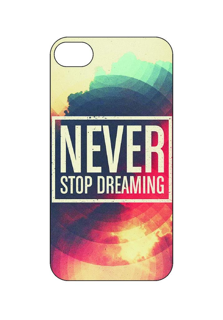 Выбери готовый дизайн для своей модели телефона: Never в NeoPlastic