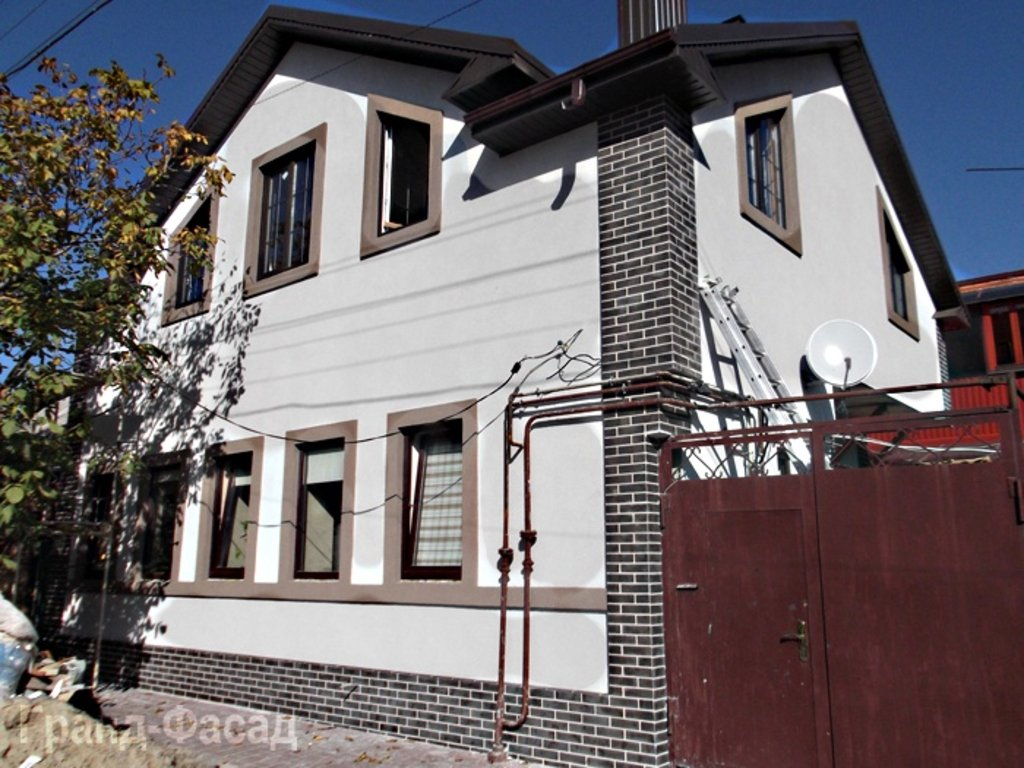 Утепление фасада в днепропетровске цены